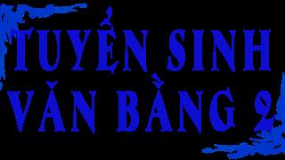 DS THÍ SINH TRÚNG TUYỂN  VĂN BẰNG 2 BẬC TRUNG CẤP ĐỢT 1 /2017